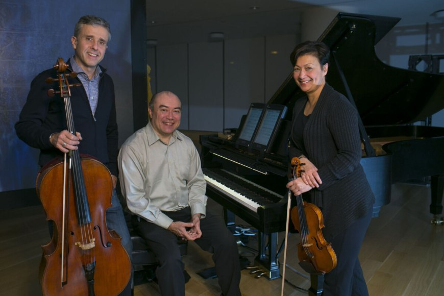 Gryphon Trio keeps it interesting after 22 years | Toronto Star