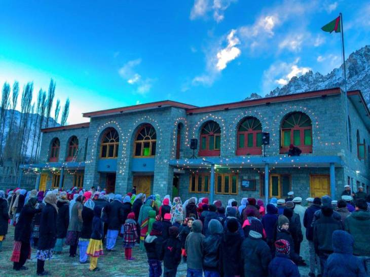 79th Salgirah Day Celebration at Gulmit Jamatkhana