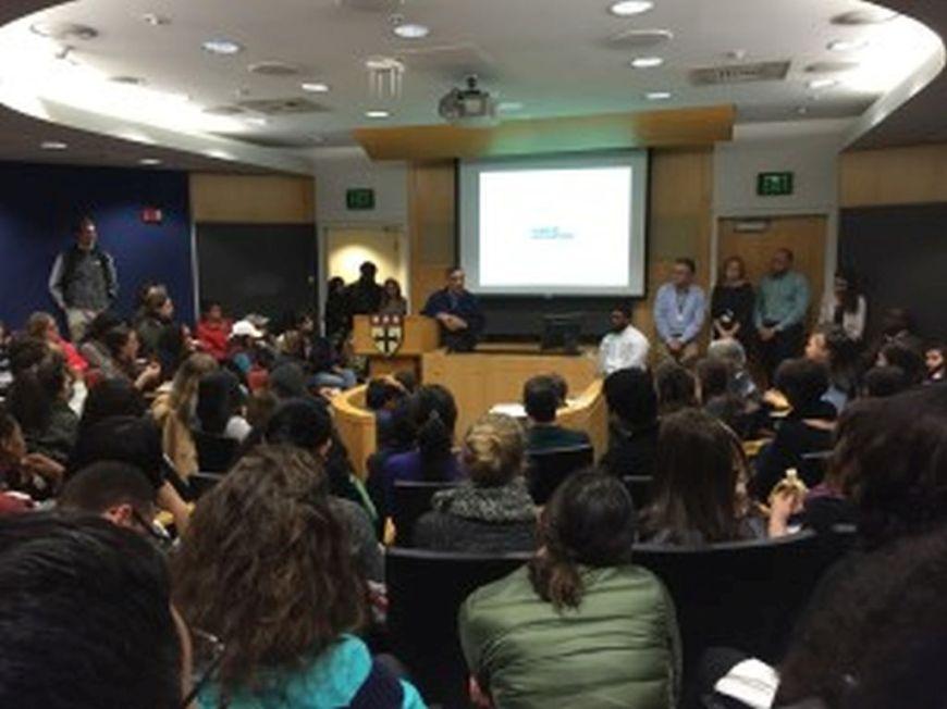 Harvard School of Public Health: Community Dialogues on Islamophobia, with Prof Ali Asani