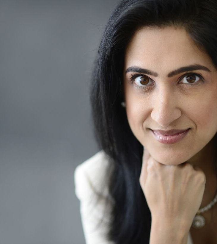 Zahra N. Jamal: Living the Faith: Religion and Spirituality in Everyday American Life