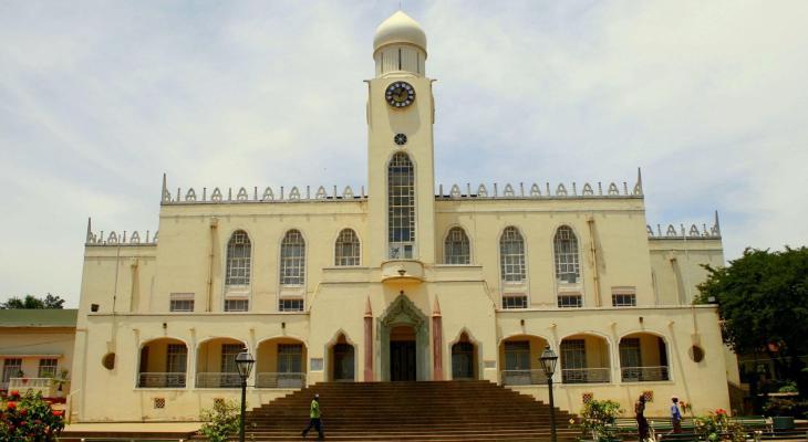 Jamatkhana, Kampala, Uganda