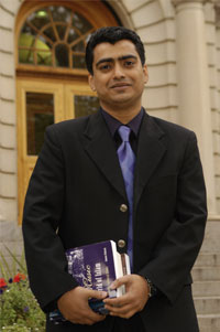 Karim Gillani receives grant to study Effect of Religious Music on Intergenerational Identity and Community Formation