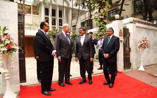 Prince Amyn opens Aga Khan Development Network's Office in Dhaka as AKDN scales up its operations in Bangladesh