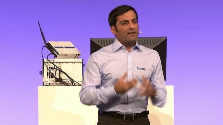 Technology thought leader Rahman Jamal on Internet of Things and Industrial Internet of Things