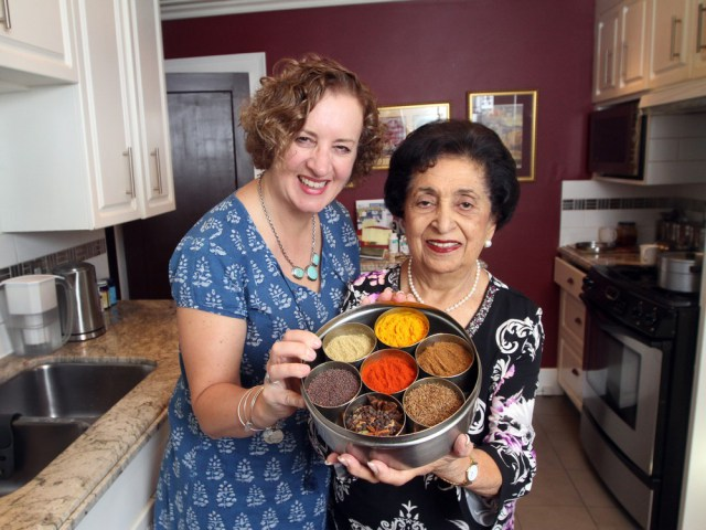 Love of food puts women on same page for new cookbook with a spicy touch | Calgary Herald