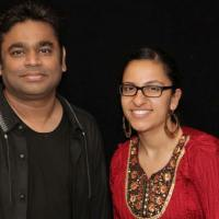 Ismaili youth Sarah Thawer performs with AR Rahman