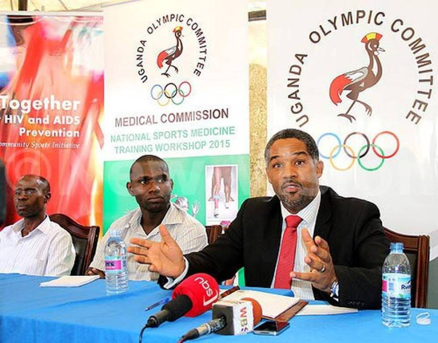 Aga Khan Hospital announced as the medical partner of the Uganda Olympic Committee