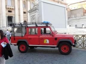 Vatican security
