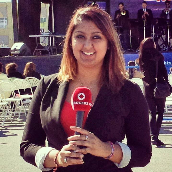 Aabida Dhanji: Journalist in the Making