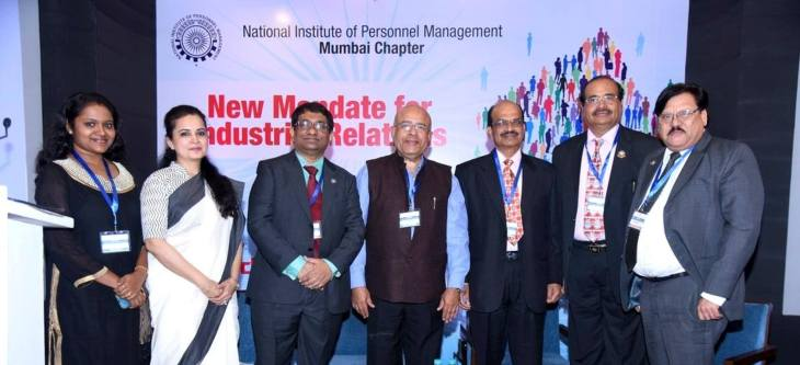 """Dr. Farida Virani: Leading the NIPM Conference """"New Mandate for Industrial Relations"""""""