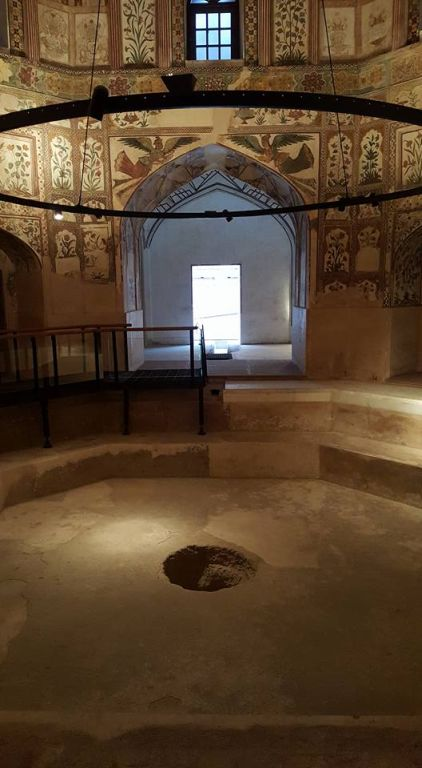 Wazir Khan Hamam in the Walled City of Lahore