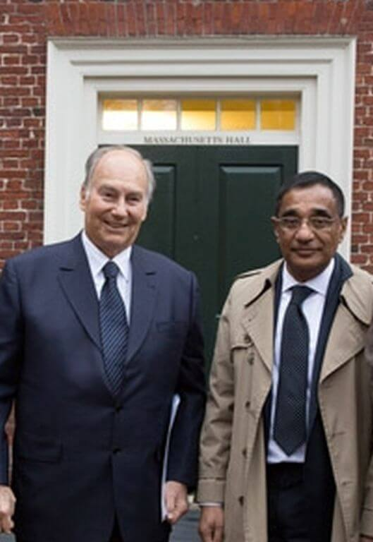 Harvard University's Course on Ginans, with Professor Ali Asani