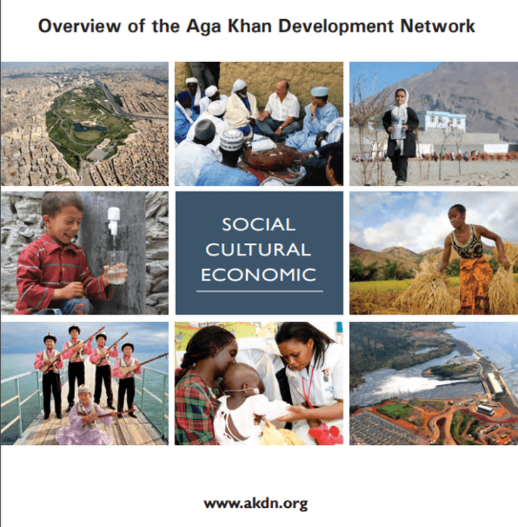 Overview of the Aga Khan Development Network
