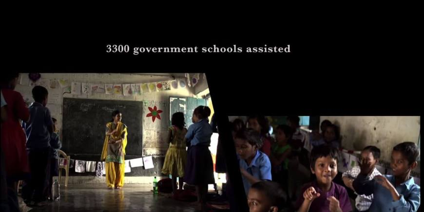 Highlights of the activities of the Aga Khan Foundation in India