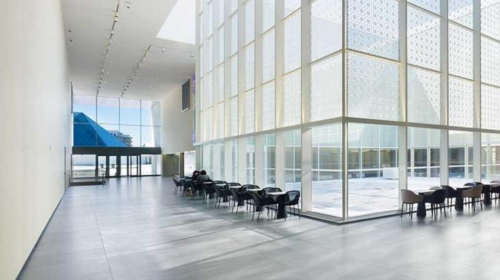 Inspired by Light: Making the Aga Khan Museum