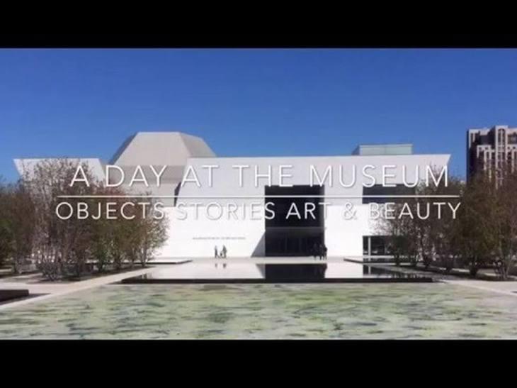 Exploring the Aga Khan Museum