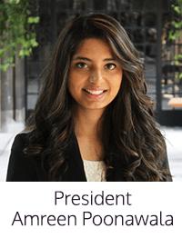 President Amreen Poonawala: Women in Science and Engineering (WISE)