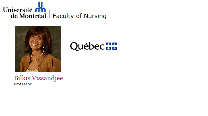 Cabinet of Quebec appoints Professor Bilkis Vissandjee for the commission on medically assisted end-of-life care