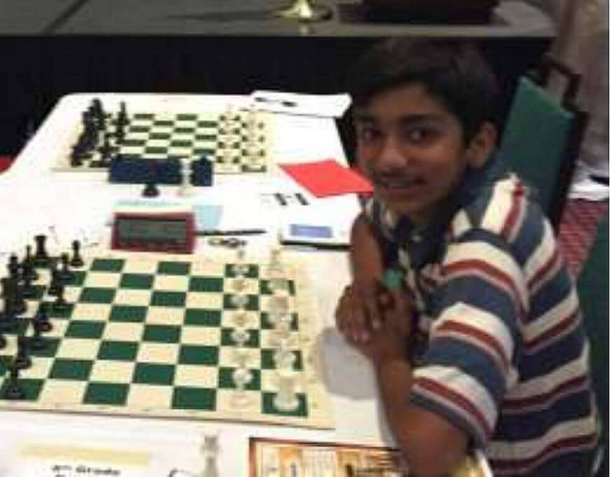 Danial Asaria: Lincoln Middle School Student Wins Third Title at National Chess Championship