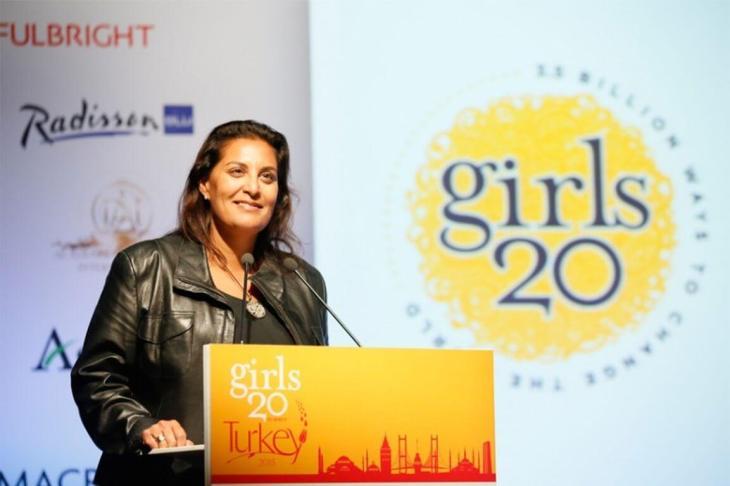 G(irls)20: High-level female empowerment platform - The Worldfolio Interviews Farah Mohamed