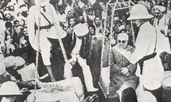 Today in history: Imam Sultan Mahomed Shah's Golden Jubilee was commemorated