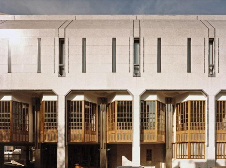 Investing in the London property market: An evening at the Ismaili Centre