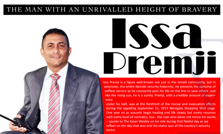 Issa Premji: The man with an unrivaled height of bravery - Westgate Mall massacre hero