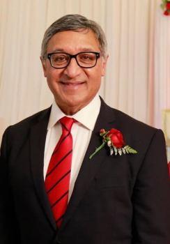 Justice Visram receives Kenya's 2nd highest National Award