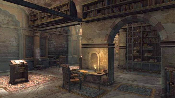 Fatimid Imams had a fondness for books, establishing a library that was a wonder of the medieval world