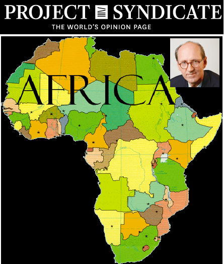 Michael Meyer, Dean of AKU's Graduate School of Media and Communications on Africa's Growing War on Corruption