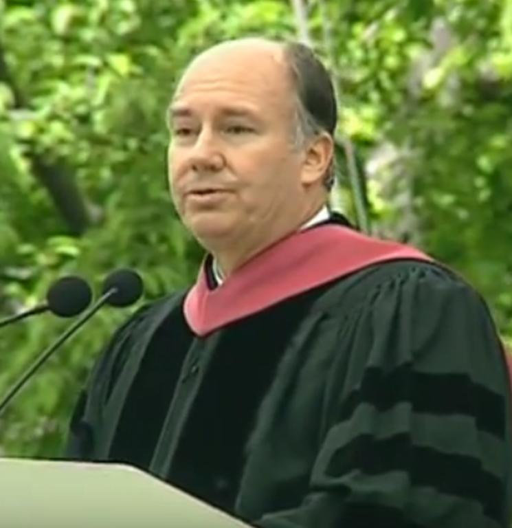 From the Vault of MIT: 1994 MIT Commencement Address — His Highness Karim Aga Khan IV
