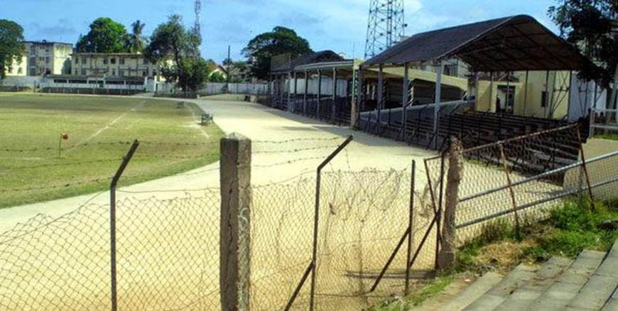 Mombasa Aga Khan Stadium