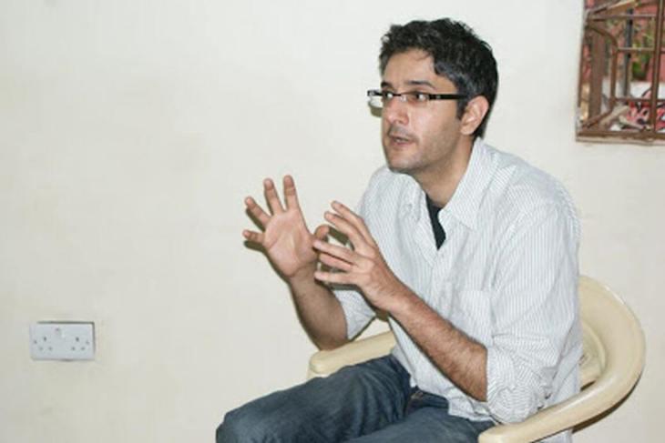 Nadeem Rajwani to script adaptation of Kenyan anti-corruption czar John Githongo film