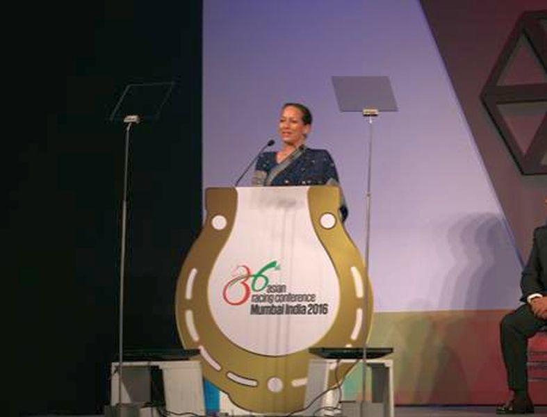 Princess Zahra Aga Khan's Keynote Address at the 36th Asian Racing Conference, India