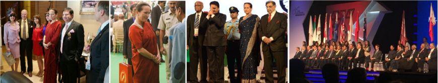 Twitter Report: Princess Zahra Aga Khan at the 36th Asian Racing Conference, India