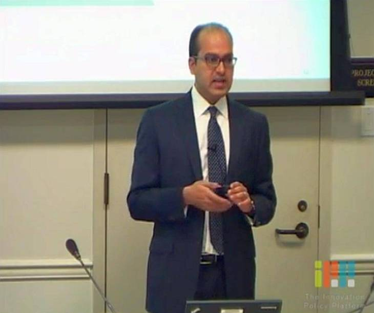 Qahir Dhanani: Advisor to the Senior Vice President at the World Bank