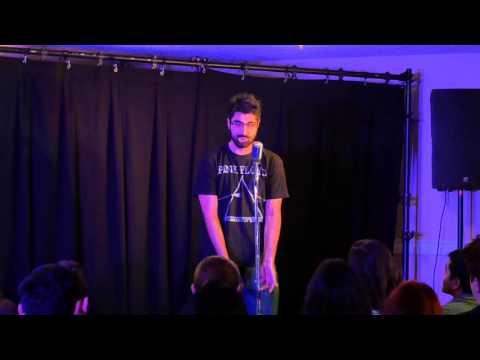 Aspiring poet Shafraz Ladak: Stockholm Syndrome