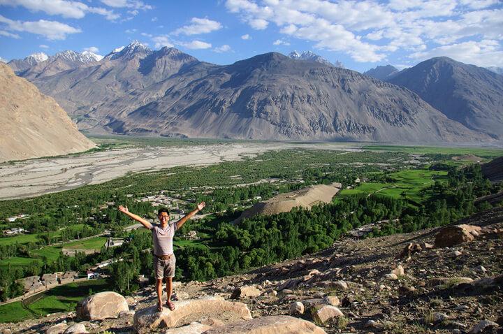Tajikistan: Highlights of Pamir & Wakhan - Bibi Fatima Springs, Ishkashim and more