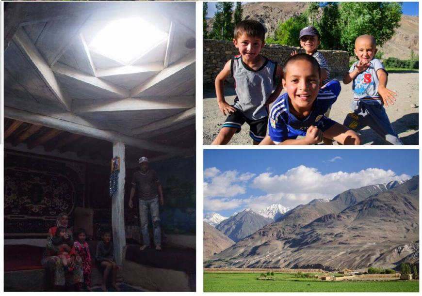 Tajikistan: Highlights of Pamir & Wakhan - Bibi Fatima Springs, Ishkashim and more