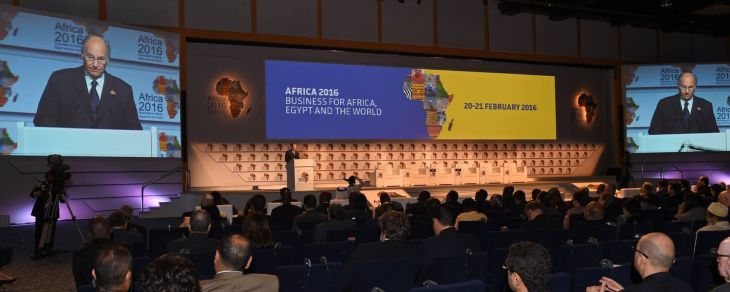 Aga Khan says: Africa's moment has come
