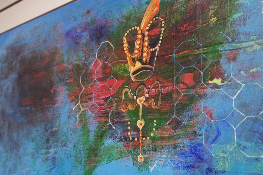 Artist Taslim Samji: Finding similarities in our differences