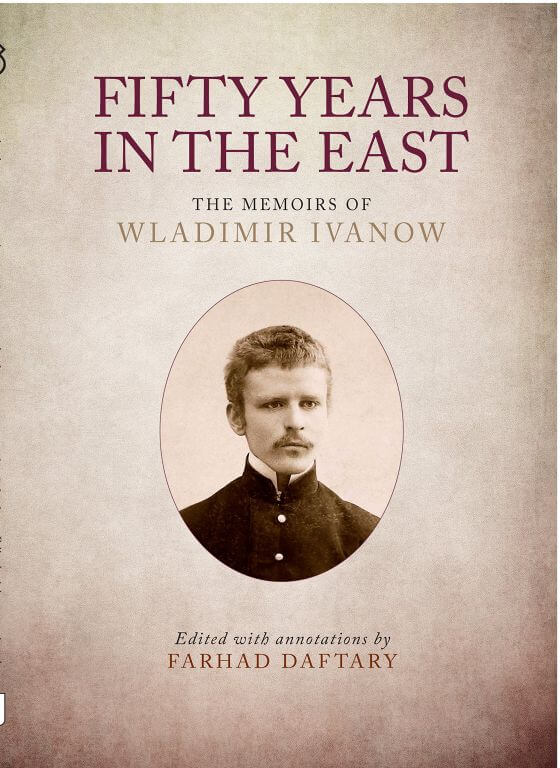 Iran's Book House reviews 'The Memoirs of Wladimir Ivanow'
