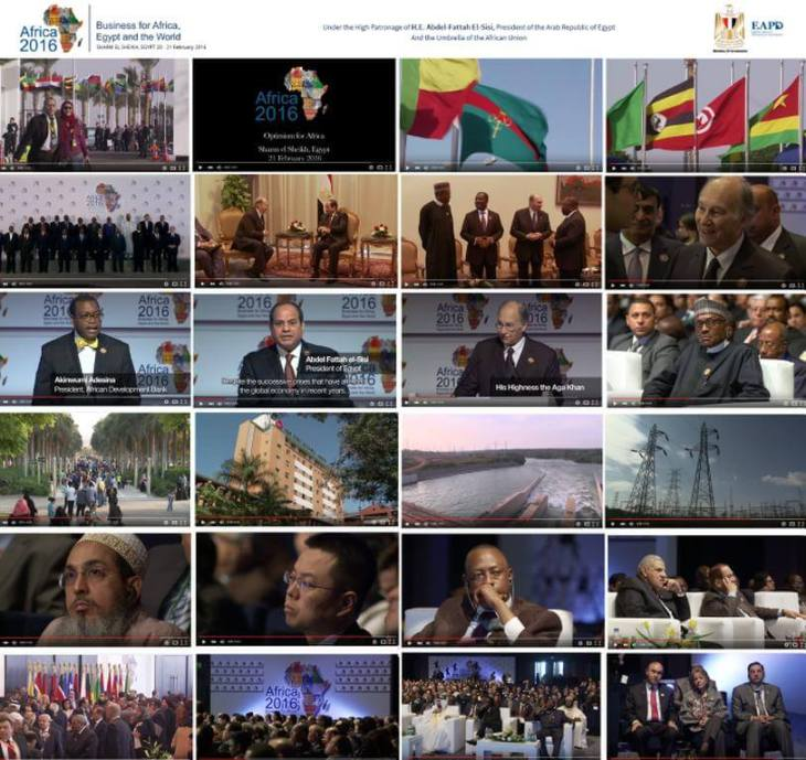 Video: Optimism for Africa: Highlights from Africa 2016 conference where His Highness Prince Karim Aga Khan delivered the Keynote Address