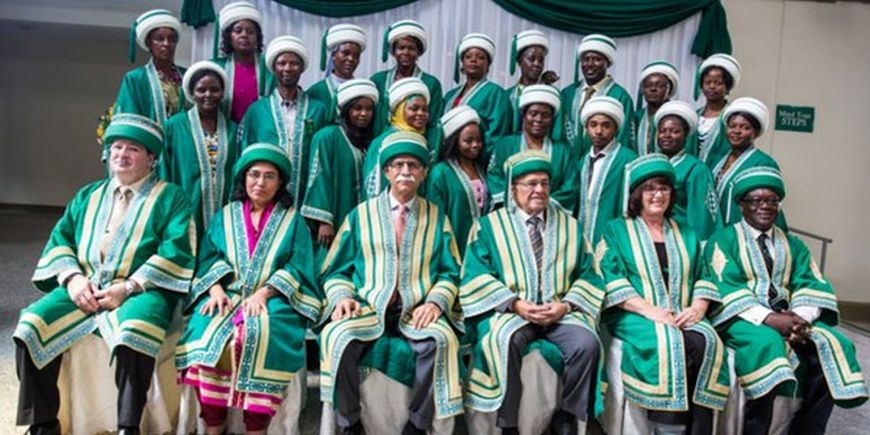 Twitter Report: Aga Khan University's Convocation in Kampala