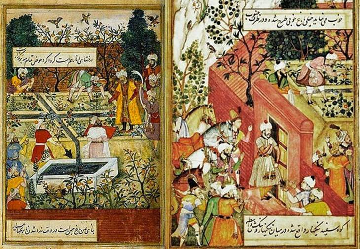 The garden king of Kabul: Babur's legacy lives on in Afghanistan