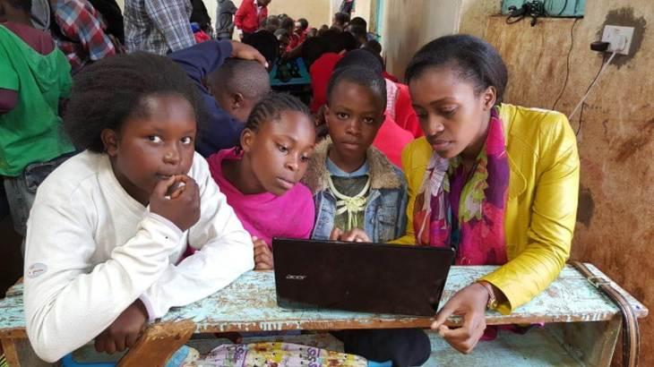 Aga Khan Academy, Mombasa in Kenya - Microsoft Showcase School for 2016