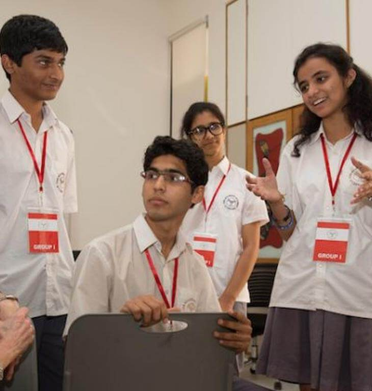 Ontario Premier's Visit to the Aga Khan Academy, Hyderabad
