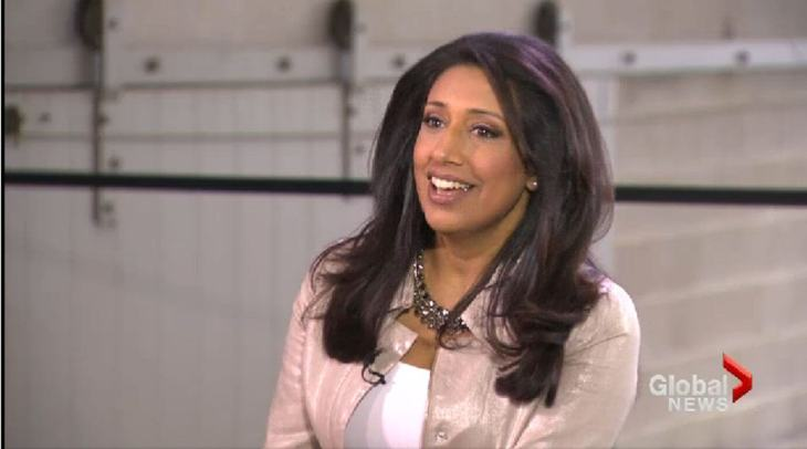 Farah Nasser hosts a panel of refugees who fled persecution | Global News Canada