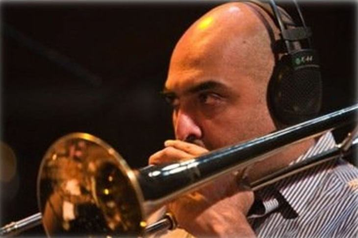 """""""Science and Islam"""" theme composed by trombonist Fayyaz Virji for BBC 4 program"""