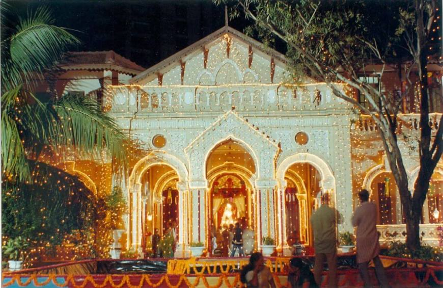 Gulshan Mahal, a former Ismaili-owned heritage building in Mumbai becomes the National Museum of Indian Cinema